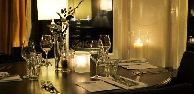 Brasserie Herengracht voor diner
