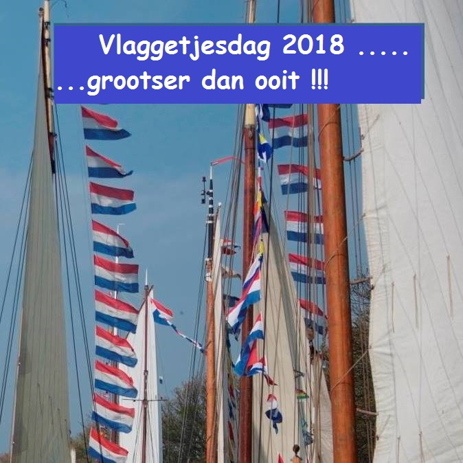 Vlaggetjesdag 2018