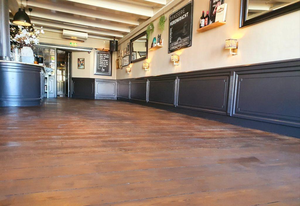 Restaurant Brasserie Herengracht nieuw