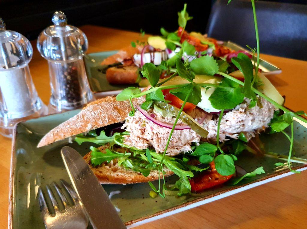 rustieke tonijnsalade barra
